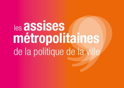 Assises metropolitaines de la politique de la ville